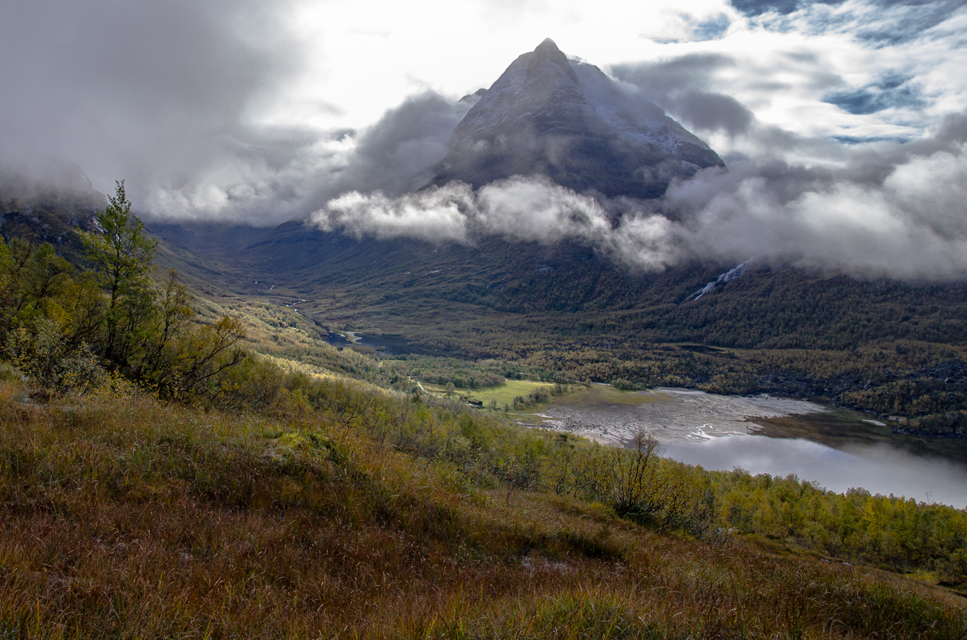 Innerdalen, Norge