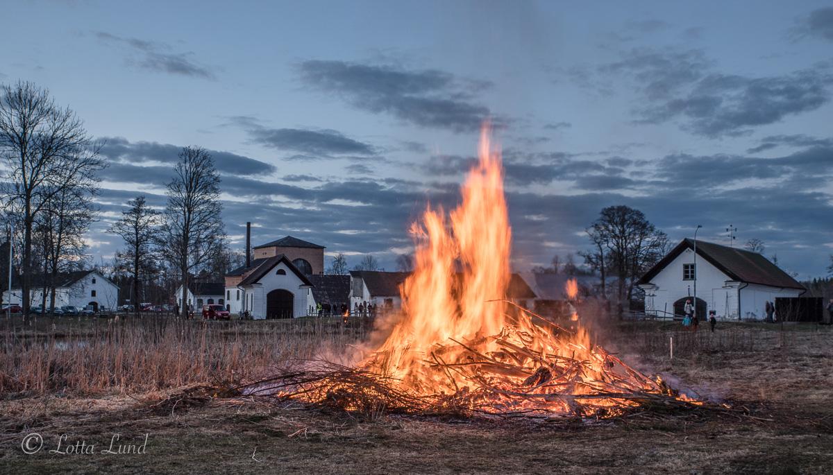 Valborgsmässokväll
